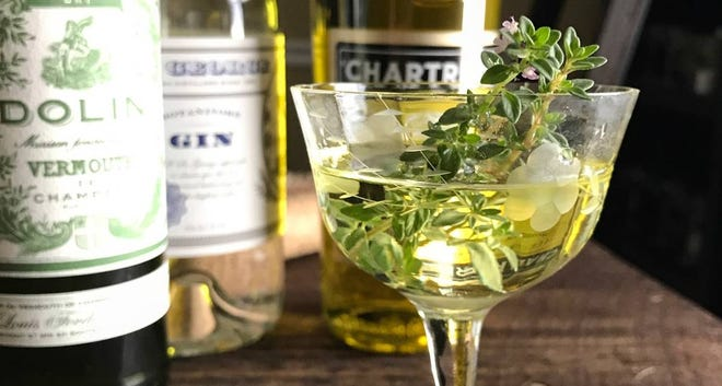 This variation on the martini cocktail dates back to around the very end of the 19th century.
