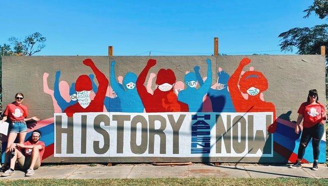 Historic Wilmington Foundation's Run Through History is a self-guided fundraising fun run.