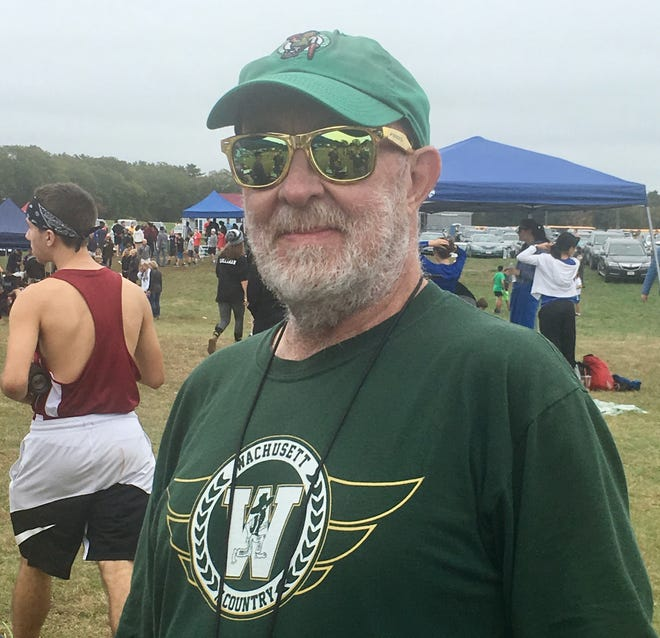 Brian Wallace led Wachusett Regional cross-country teams to numerous championships, including the 2002 All-State title.