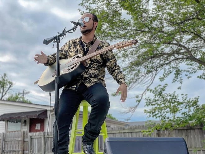 Trey Taylor, a country music singer, will perform for the parents in the Singler Parent Scholarship Fund program on Sept. 24at Jen's Kitty Rehab, 3123 Jenny Lind Road, in Fort Smith.