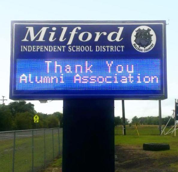 Milford Independent School District.