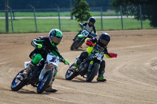 Jack Brucks of Neenah won his second AMA amateur motocross national championship last month after overcoming injuries from a serious crash.