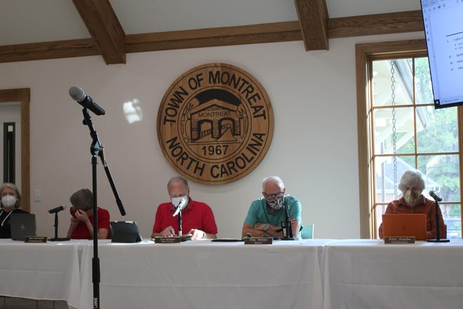 The Montreat Board of Commissioners approved the designation of Sept. 4 as Arbor Day on Thursday, Aug. 12.