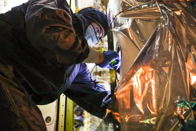 As of Friday, Boeing Starliner teams have been able to fix nine of 13  propulsion system valves that were previously stuck in the closed position.