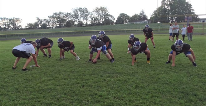 After cancelling football in 2018 because lack of numbers, Millersport has resumed its football program and will play a varsity schedule this season.