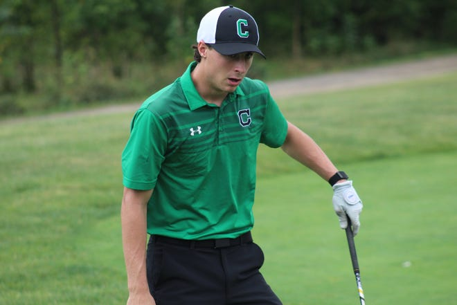 Clear Fork's Jared Scott is off to a quick start to the 2021 golf season.