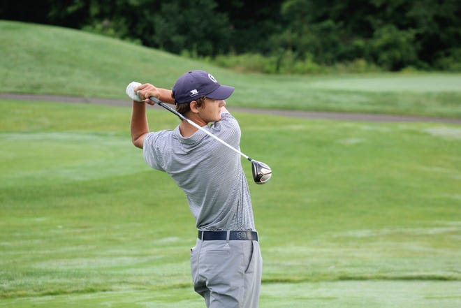Nick McMullin and the Galion boys golf team are off to a very strong start this season.