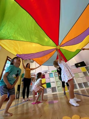 Bloom Fine Arts for Preschoolers is owned by the same owner as the Petite Pas Ballet School in Delafield.