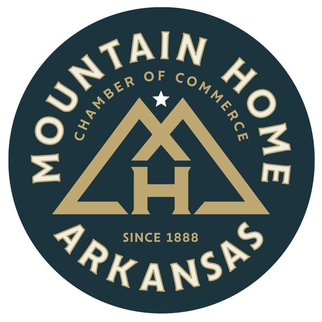 Mountain Home's Chamber of Commerce unveiled its new logo Friday afternoon. The chamber began looking into rebranding the city's image in January of this year and will be rolling out more design changes as the year goes on.
