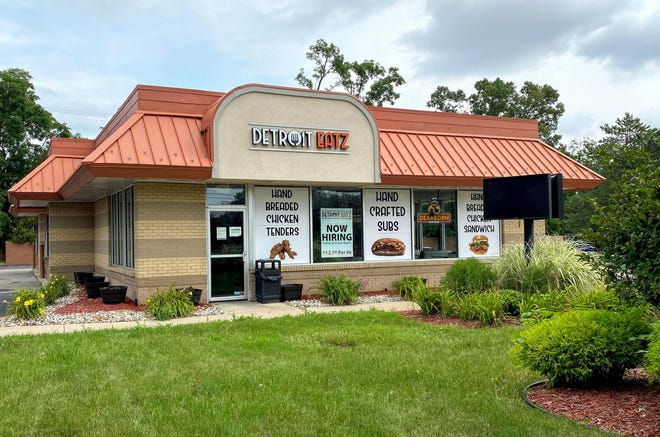 Detroit Eatz, which opened in late 2019 in Farmington, has closed its doors.