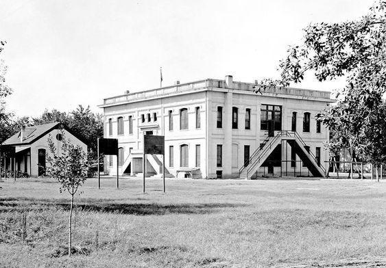 Osborn School No . 1.
