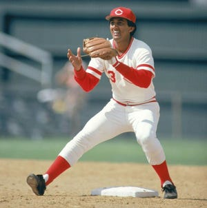 Former Cincinnati Reds standout Dave Concepción will serve as the honorary starter for ReidRide 13.