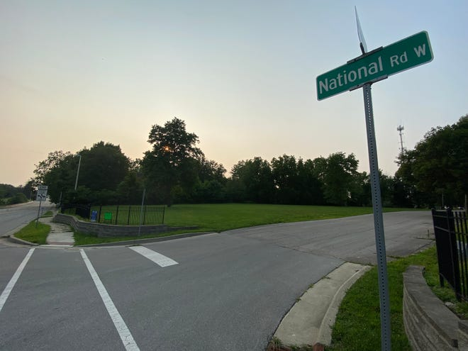 Richmond Common Council will consider Monday a request to change the zoning for the empty lot at 1100 National Road W.