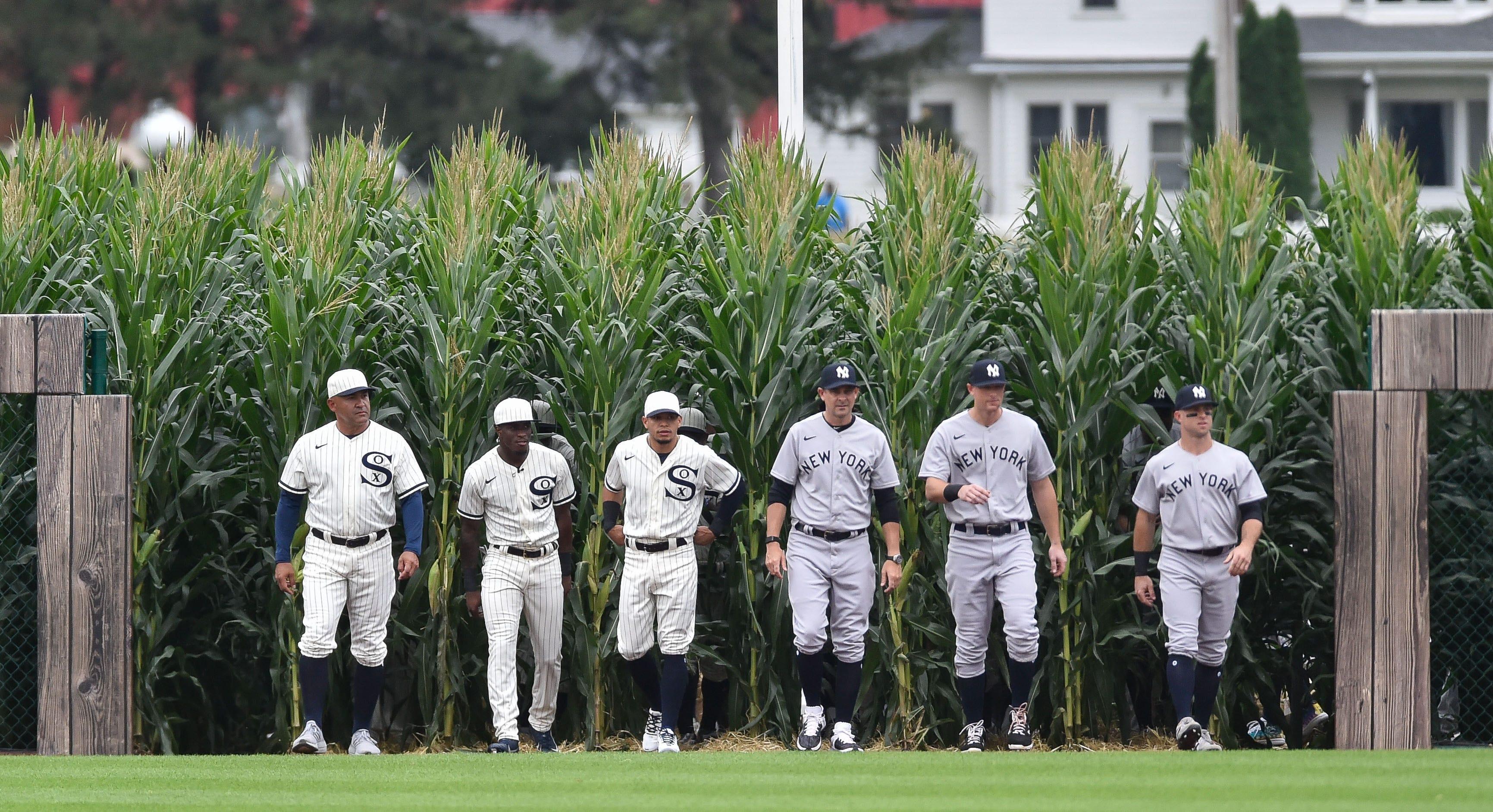 Yankees Medias Blancas Field Dreams