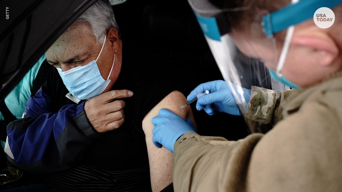 Who should get a third COVID vaccine shot? About 2.7M immunocompromised Americans, CDC says.