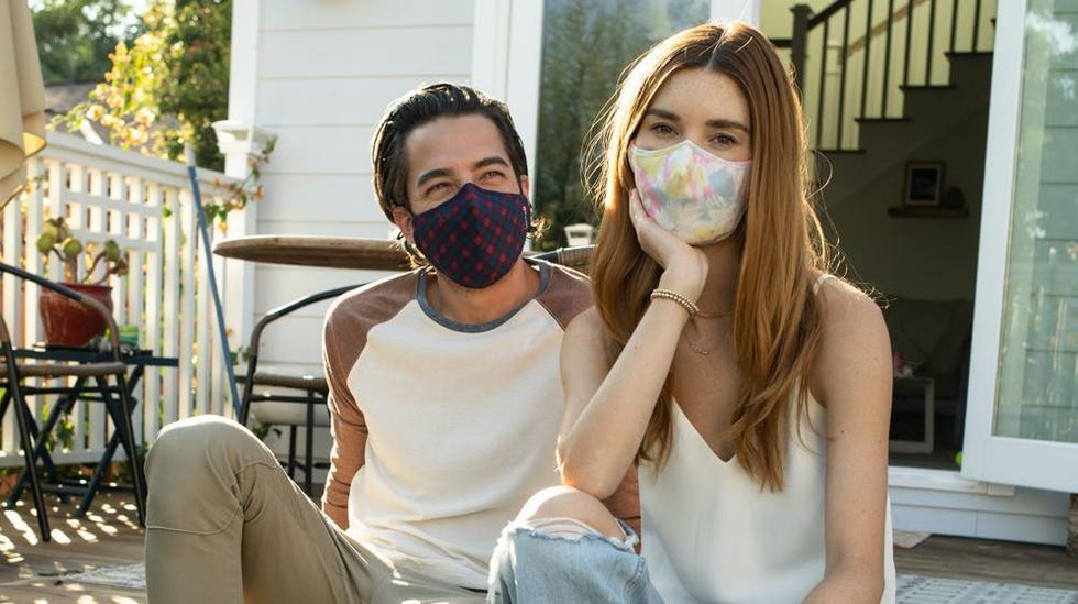Enro's face masks are highly rated and hold their filtering power through 100 washes.