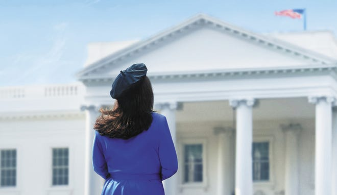 "Beanie Feldstein as Monica Lewinsky in FX's ""Impeachment: American Crime Story."""