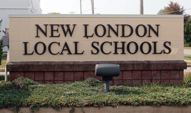 New London Locals School. Tom E. Puskar, Times-Gazette.com