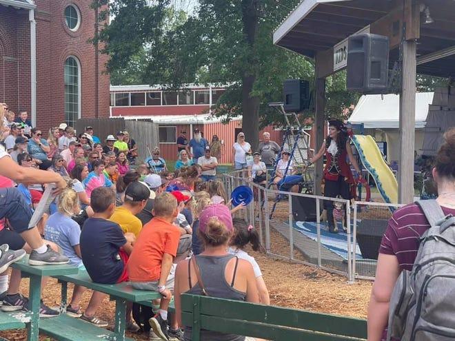 The Missouri State Fair Aug. 13, 2021.