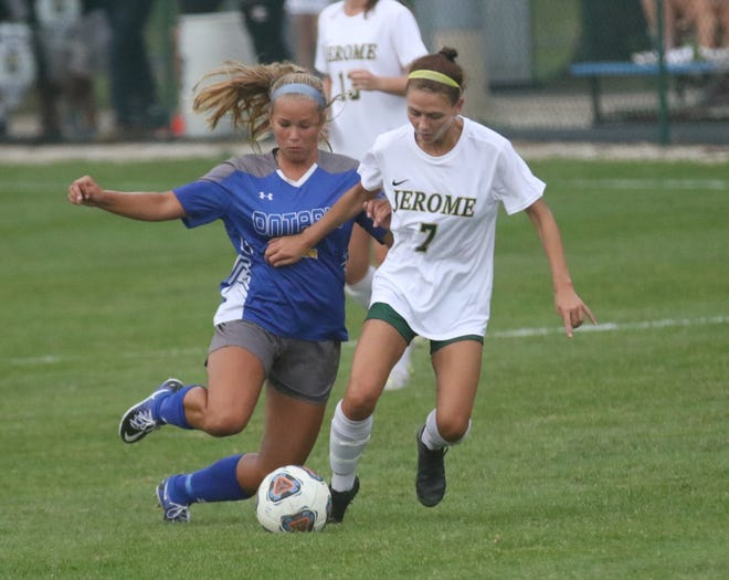 Ontario's Macy Mangan is up for MNJ Female Athlete of the Week.