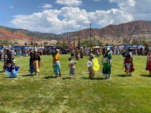 Paiute Tribe festival 2021