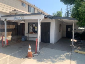 Manna Conejo Valley Food Bank has been operating out of a small house at 3020 Crescent Way in Thousand Oaks for 50 years.
