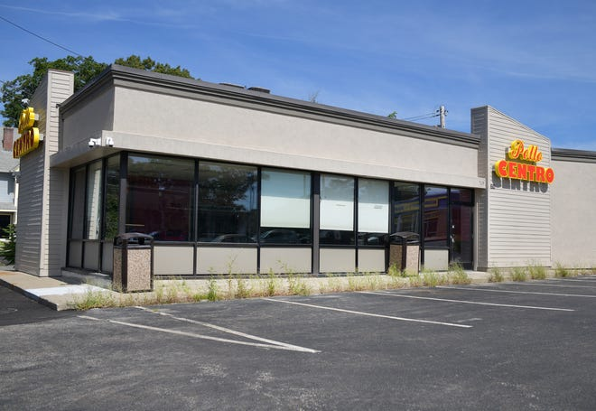 The future home of Pollo Centro, 610 Park Ave., Worcester