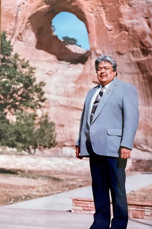 Kelsey A. Begaye served as Navajo Nation president from 1999 to 2003.