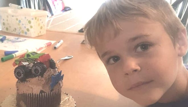 David Pruitt, 7, of Tehama County died of a brain-eating amoeba recently and his family is raising funds foro medical and funeral expenses on GoFundMe.
