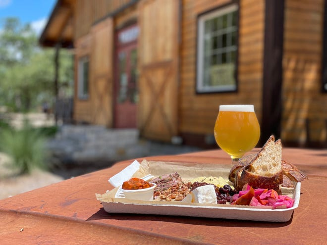 Roughhouse Brewing will serve up local eats at a farmers market-style fair this month.