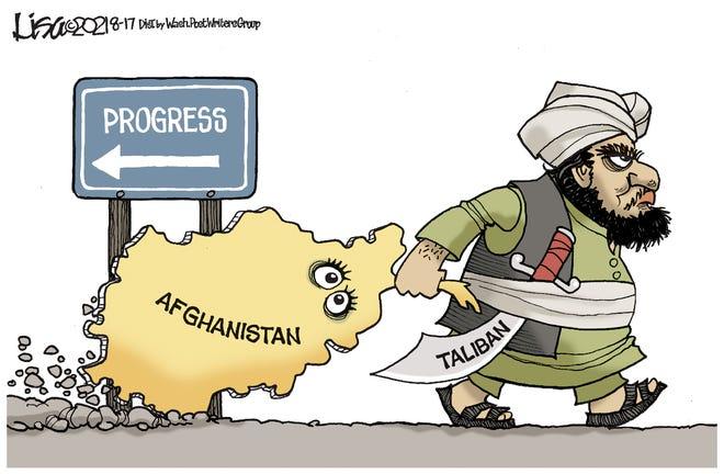 Taliban's path