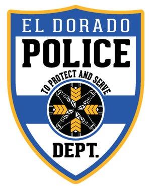 El Dorado Police Department badge
