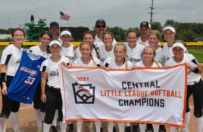 Columbia Daniel Boone could not get past Oklahoma on Tuesday, losing 7-0 in the semifinals of the Little League Softball World Series.