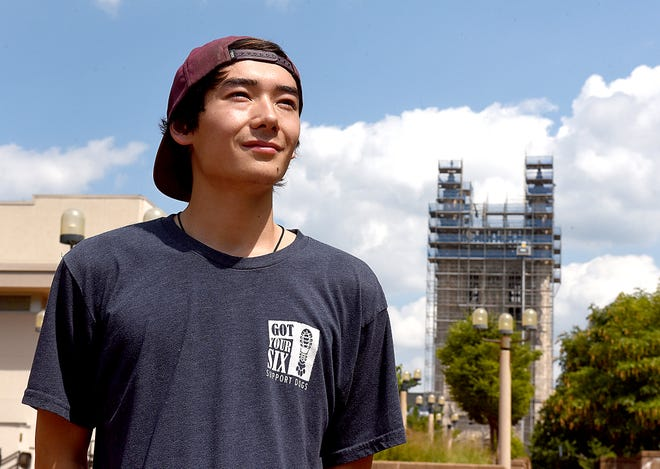"""Justin Chin is returning to the University of Missouri this fall to study biology and chemistry. """"I do like in-person classes more than online classes,"""" he said. """"I would be OK wearing my mask. I know some classes are going to be online and some aren't depending on the type of class. I got vaccinated. I'm from Chicago and I just got back from Lollapalooza and it's kind of like I'm gonna get it or I'm not."""""""