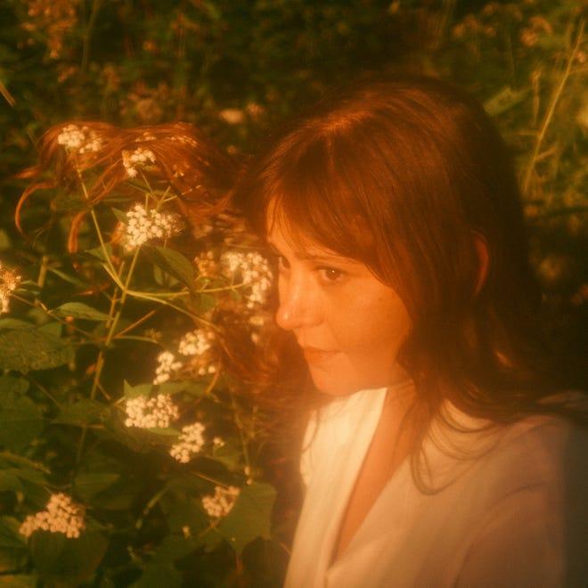 """Cover art for Sam Corlett's new single, """"In My Garden."""""""