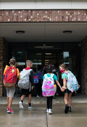 """Ohio Republicans are proposing a """"backpack voucher"""" program where every K-12 student, regardless of family income or school attended, could get up to $7,500 to spend on private school tuition."""