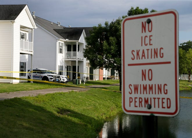 Nine-year-old Marleah Harber, who is developmentally disabled, drowned Sunday afternoon in a retention pond at The Cove Apartments, located off Shannon Road on Columbus' Southeast Side, where she lived. Harber was initially reported missing from her residence in the 3900 block of Bogdon Drive shortly after 4 p.m.