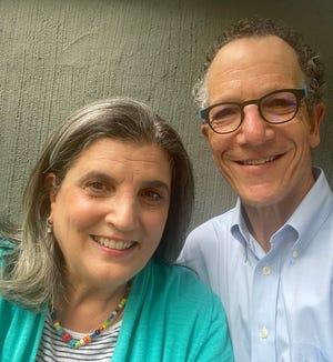 Rabbi B. Elka Abrahamson, left, is president of The Wexner Foundation. She is married to Rabbi Misha Zinkow,retired senior rabbi at Temple Israel whoisnowJourney Builder for Makor Educational Journeys.
