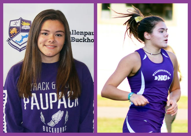 Wallenpaupack Area's Caitlyn Posdon is anxious to get back to high school athletics. The Buckhorns senior will likely be one of those pushing the pack forward in cross-country this fall. Caitlyn also plays basketball and is a sprinter for the track & field team.