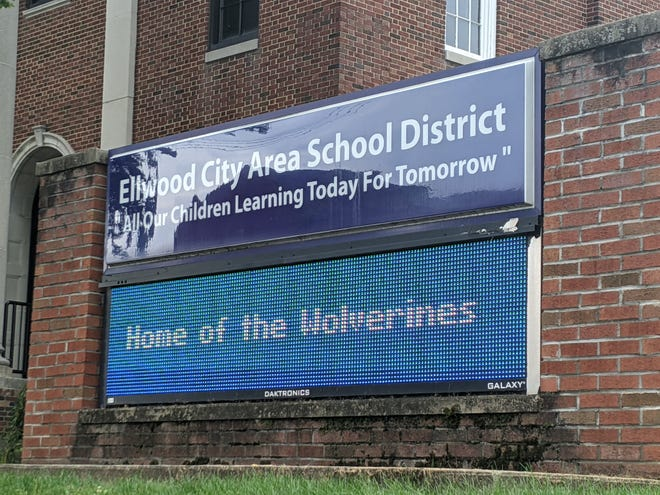 The Ellwood City Area School Board last week heard a proposal for district-wide renovations at a cost of over $24.3 million.