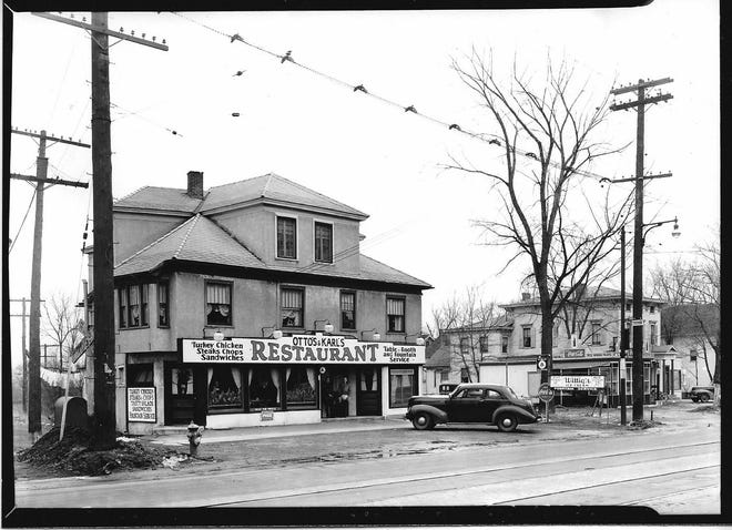 The 1940 Utica City Directory listed 303 restaurants and taverns. One of the most popular was Otto's and Carl's Restaurant, at 2642 Genesee St., just south of Woodlawn Avenue. Otto and Karl Russ offered diners tables, booths and soda fountain service. Their menu included steaks, chops, chicken, salads and sandwiches. The soda fountain featured Wittig's ice cream, a local-made product.