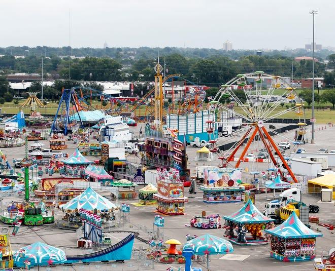 The Oklahoma State Fair runs from Sept. 16-26 at the OKC Fairgrounds in Oklahoma City.