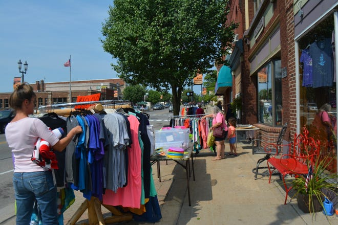 """Downtown East Jordan businesses will be offering """"retail therapy"""" to shoppers this coming Wednesday, Aug. 18."""