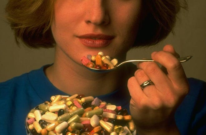 More than half of Americans regularly take supplements.