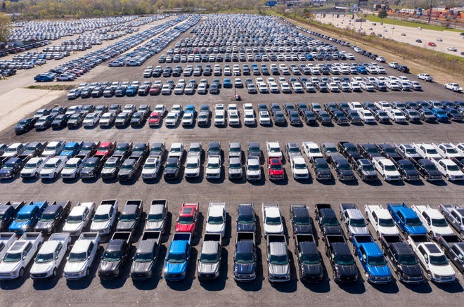 Due to lack of inventory, low interest rates and strong demand, used cars prices are up about 32% over the last 18 months.