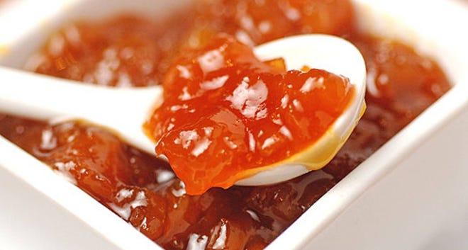 Homemade Dried Apricot Jam
