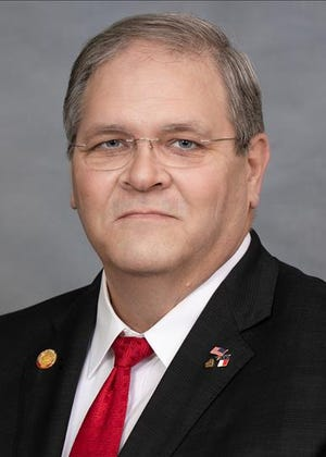 NC Rep. Keith Kidwell was hospitalized last week with COVID-19.