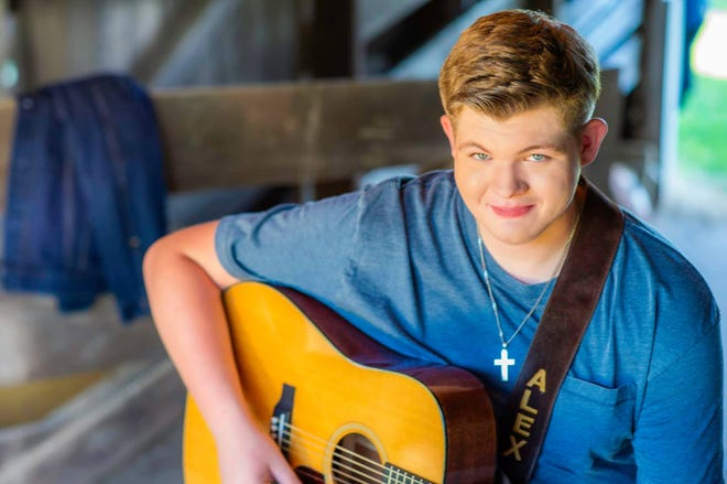 """Lancaster, Kentucky native and """"American Idol"""" contestant Alex Miller will perform at the Kentucky State Fair on August 19 as the opener for country superstar Josh Turner."""