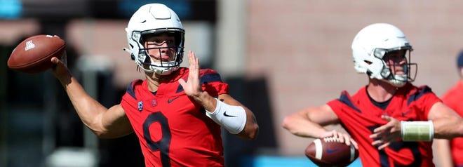 Could Gunner Cruz seize the starting quarterback job for the Arizona Wildcats?
