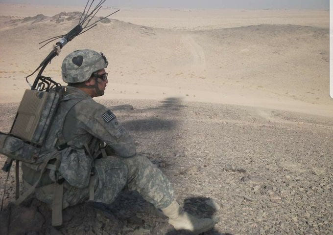 Were all of our sacrifices wasted?  War veterans react to stunning Afghanistan collapse